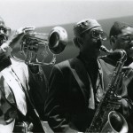 Clark Terry with Jimmy Heath & Wynton Marsalis