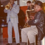 Clark Terry and Ben Webster