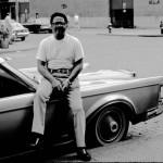 Clark Terry's car