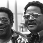 Dizzy & Clark, 1973 NYC