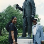 Gwen and Clark Terry in New Orleans