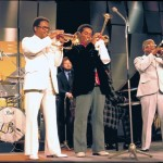 Clark, Dizzy Gillespie & Roy Eldridge at Montreux '75