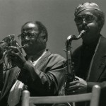 Clark and Jimmy Heath