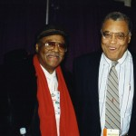 Clark and James Earl Jones