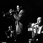 Clark Terry and Johnny Hodges