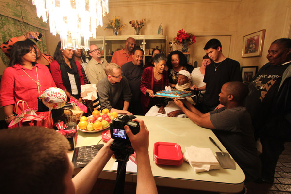I'm glad that I didn't have to blow out 92 candles!(Photo Credit: Gary Paris)